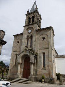 Sarria - Church